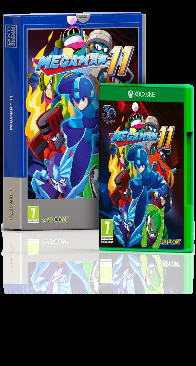 Mega Man 11 - Collector's Edition Xbox One