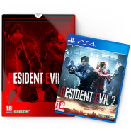 Resident Evil 2 - Limited Edition PS4