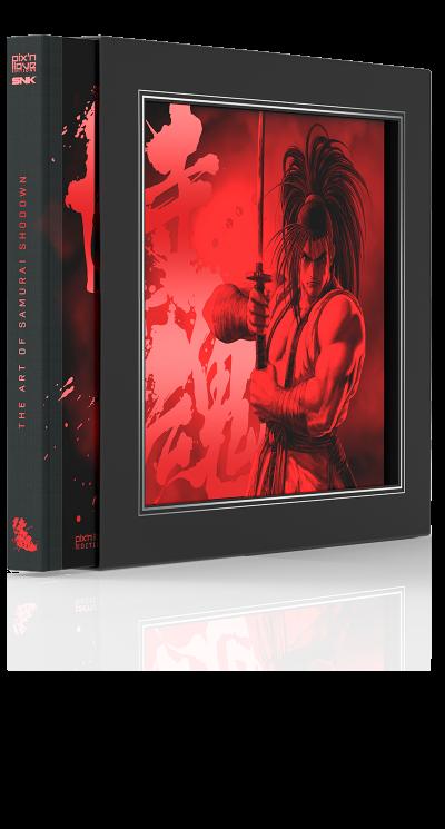 The Art of Samurai Shodown - Collector's Edition