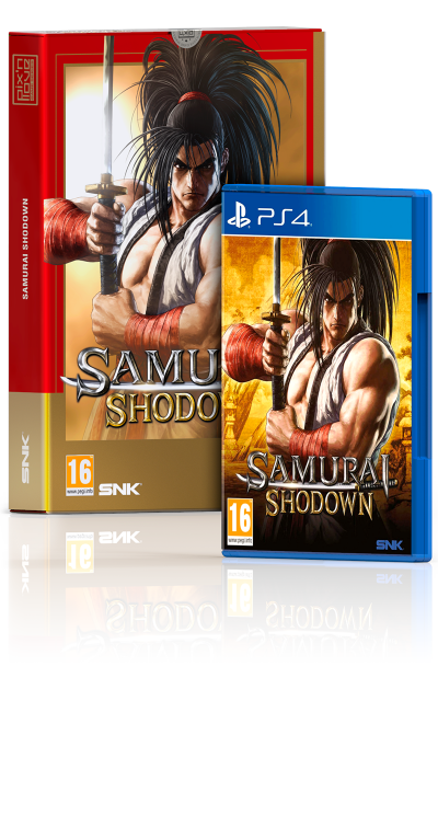 Samurai Shodown - Collector's Edition PS4