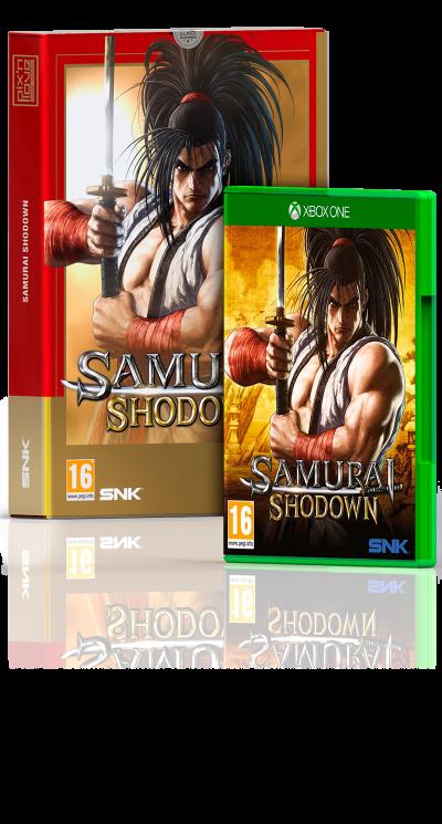 Samurai Shodown - Collector's Edition Xbox One