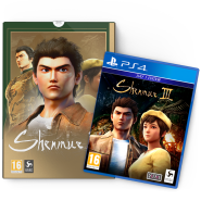 Shenmue III - Collector's Edition PS4