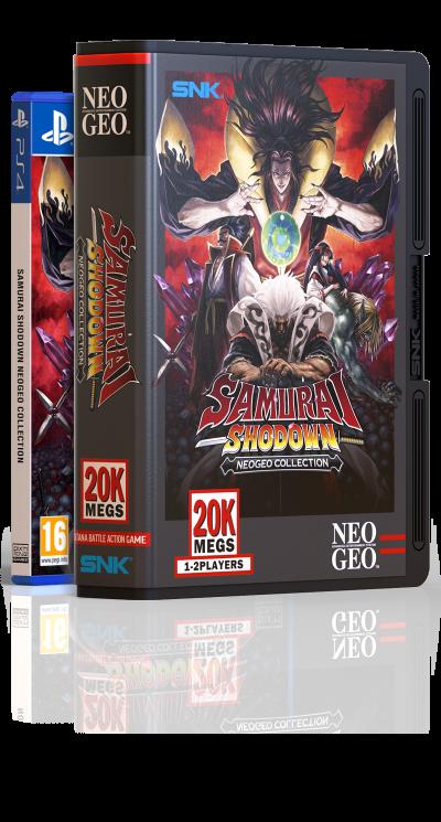 Samurai Shodown NeoGeo Collection - Collector PS4