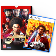 Yakuza: Like a Dragon - PS5 Limited Edition