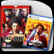 Yakuza: Like a Dragon - PS5 Limited Edition