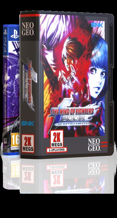 KOF 2002 UM - Limited Edition PS4