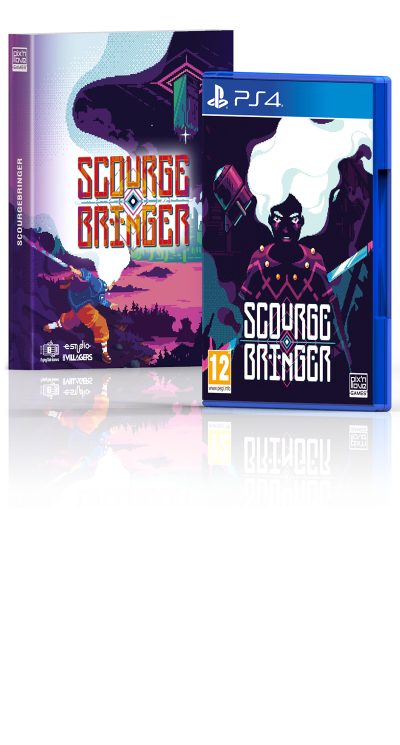 ScourgeBringer - Collector's Edition PS4