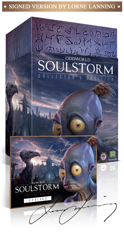 Oddworld: Soulstorm – Collector's Oddition PS5™