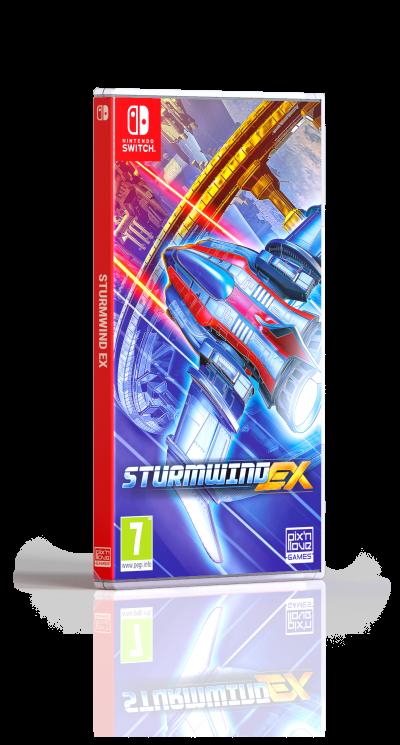 Sturmwind EX - Nintendo Switch
