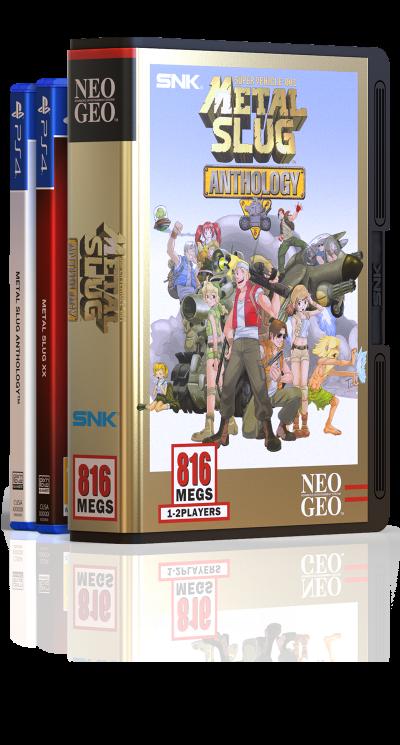 Metal Slug - Combo Pack PS4
